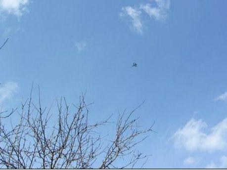 Увидели истребители украинских ВВС