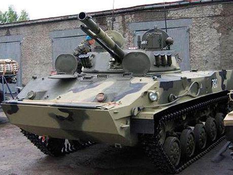 Бойова десантна машина