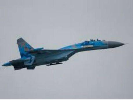 Самолет Воздушных сил ВСУ