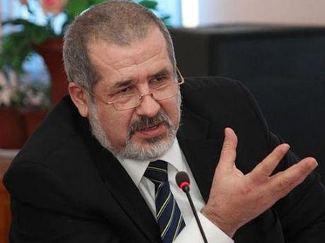 Глава Меджлиса Рефат Чубаров