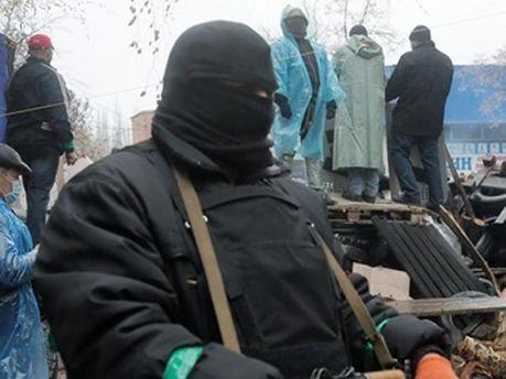 Рыбака похитили люди в масках