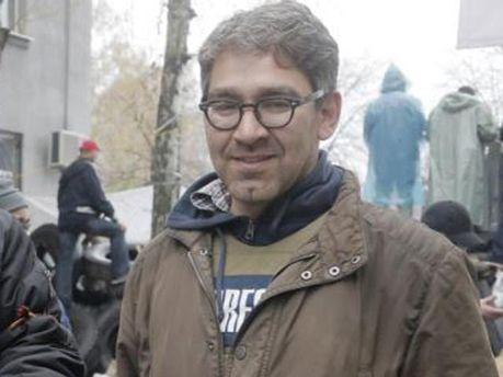 Журналіст Саймон Островський