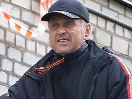 Самопровозглашенный мэр Славянска