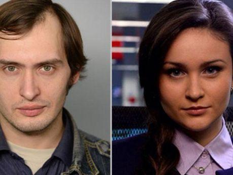 Юлія Шустрая і Михайло Пудовкін