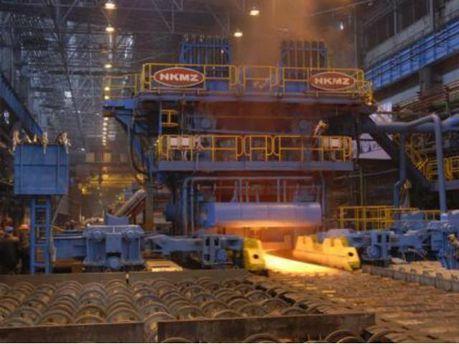 Машиностроительный завод в Краматорске