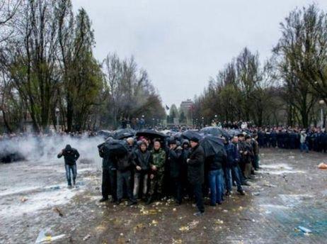 Запорожские сепаратисты