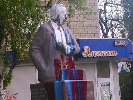 Памятник Вячеславу Чорноволу