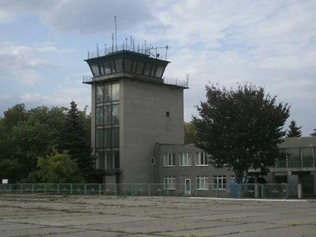 Аэродром в Краматорске
