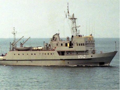 За два дня из Севастополя вывели 10 судов украинских ВМС