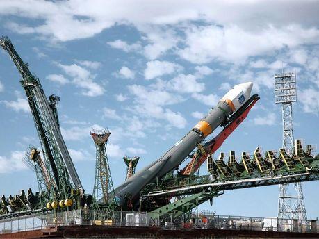Підготовка до запуску ракети