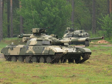 Т-64 БМ