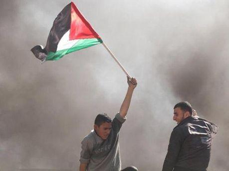 Прапор Палестини