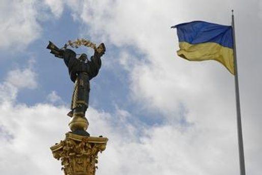 Стела на Майдане