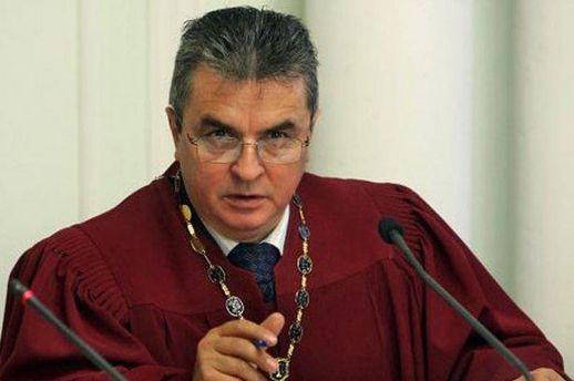 Совет Европы призвал Украину восстановить на работе судью Волкова