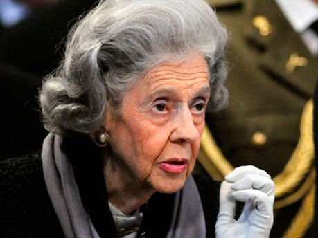 Королева Бельгии Фабиола