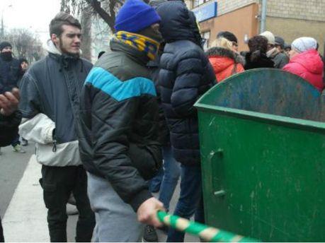 Штурм ОДА у Вінниці