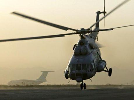 Вертоліт Мі-8