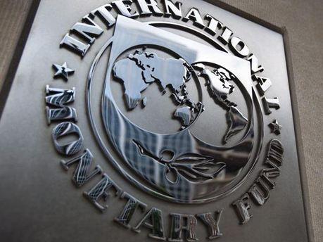 Ємблема МВФ