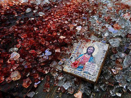 На Донбасі немає свободи релігії