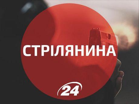 Перестрілка на Київщині