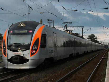 Швидкісний поїзд