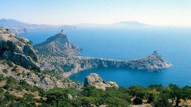 Пейзажі Криму