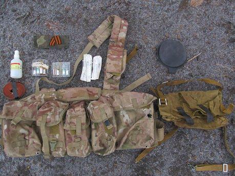 Силы АТО задержали группу снайперов