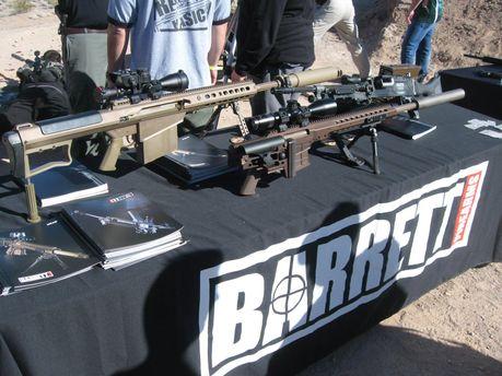 Зброя Barrett Firearms
