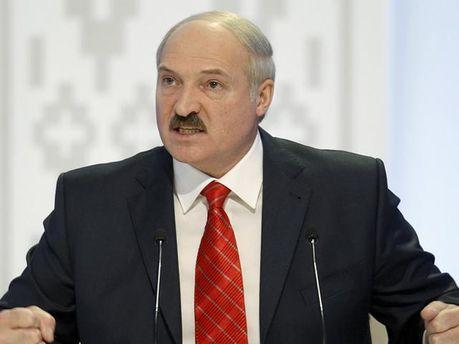 Олександр  Лукашенка