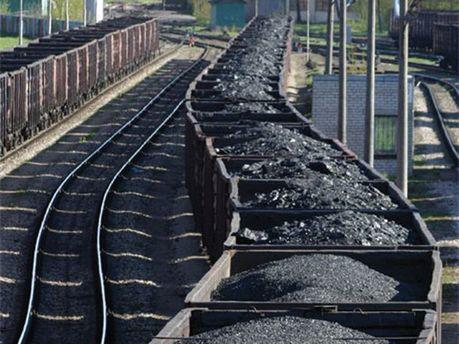 Постачання вугілля