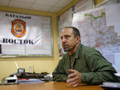 Один із ватажків терористів О. Ходаковський