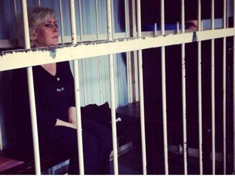 Нелі Штепі продовжили арешт