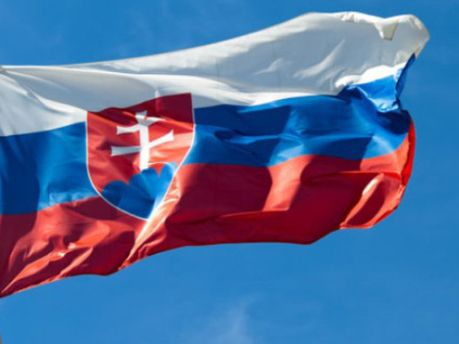 Словацкий флаг