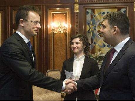Венгрия готова инвестировать в украинскую экономику