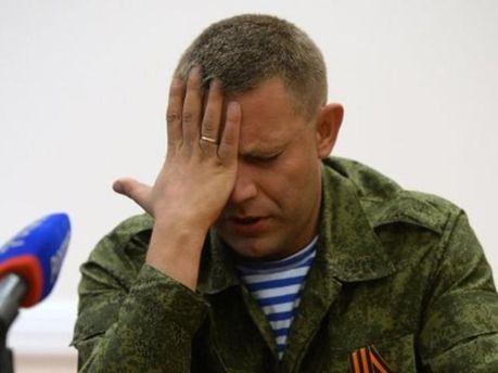 """Россия нам помогает во всем, — главарь """"ДНР"""""""