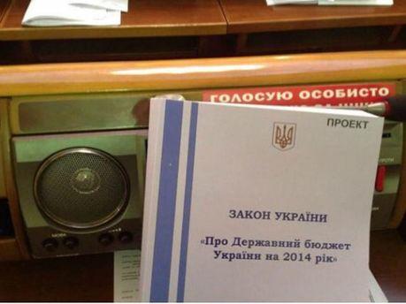 Бюджет 2014