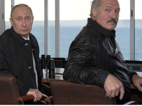 """Путін планує окрему зустріч з Лукашенком, щоб поговорити """"про враження від Києва"""""""