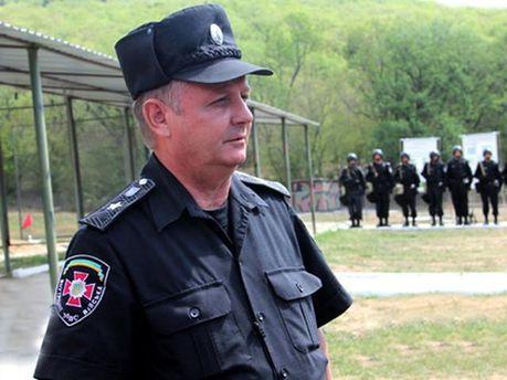 Николай Климчук