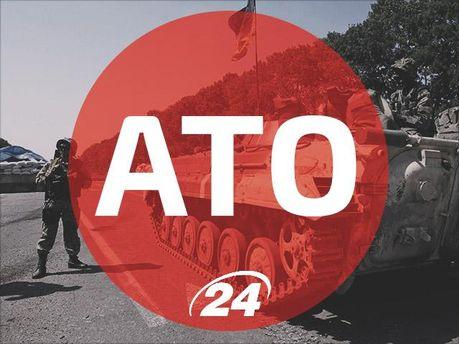 За время проведения АТО погибли 153 украинских правоохранителя, — МВД