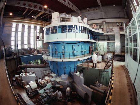 Саласпілський ядерний реактор