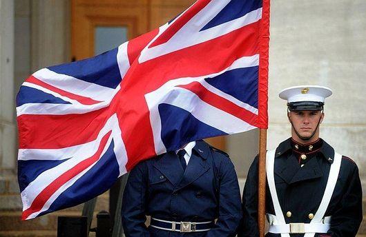 Прапор Британії