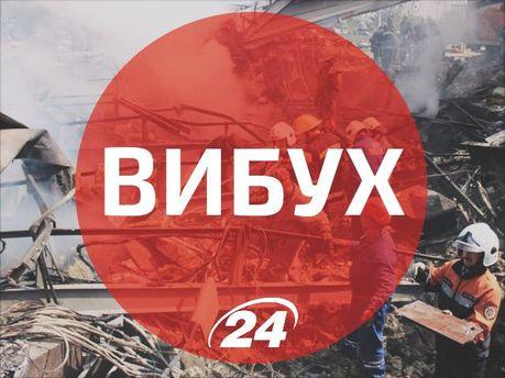 В Днепродзержинске прогремел взрыв в жилом доме