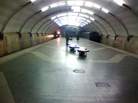 Метро в Харькове