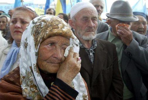 Кримськотатарський народ повинен отримати особливий статус - нардеп