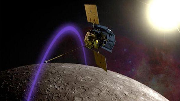 Межпланетная станция Messenger