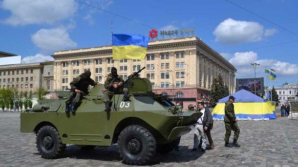 БРДМ в Харькове