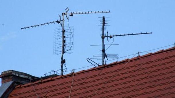 Телевизионные антенны