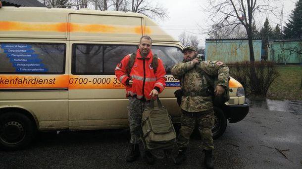 Сергій Супрун і Олександр Корнійчук