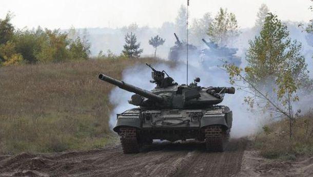 Москаль: Новотошковку обстреляли танки из Бурятии
