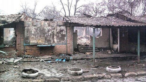 Внаслідок 5-хвилинного обстрілу Новотошківки загинула жінка